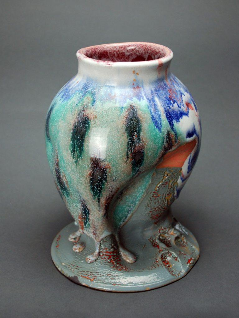 Hopscotch Vase