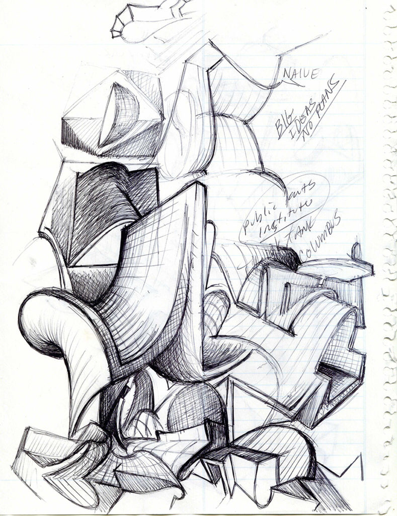 Untitled drawing 5