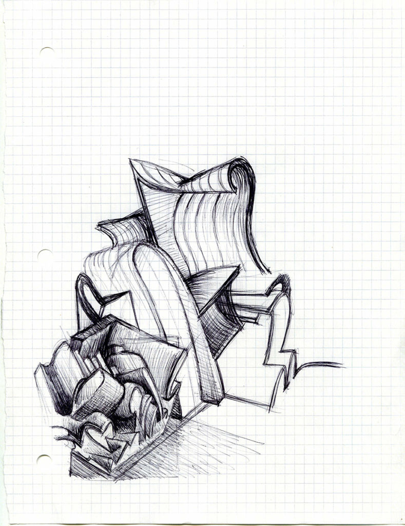 Untitled drawing 6