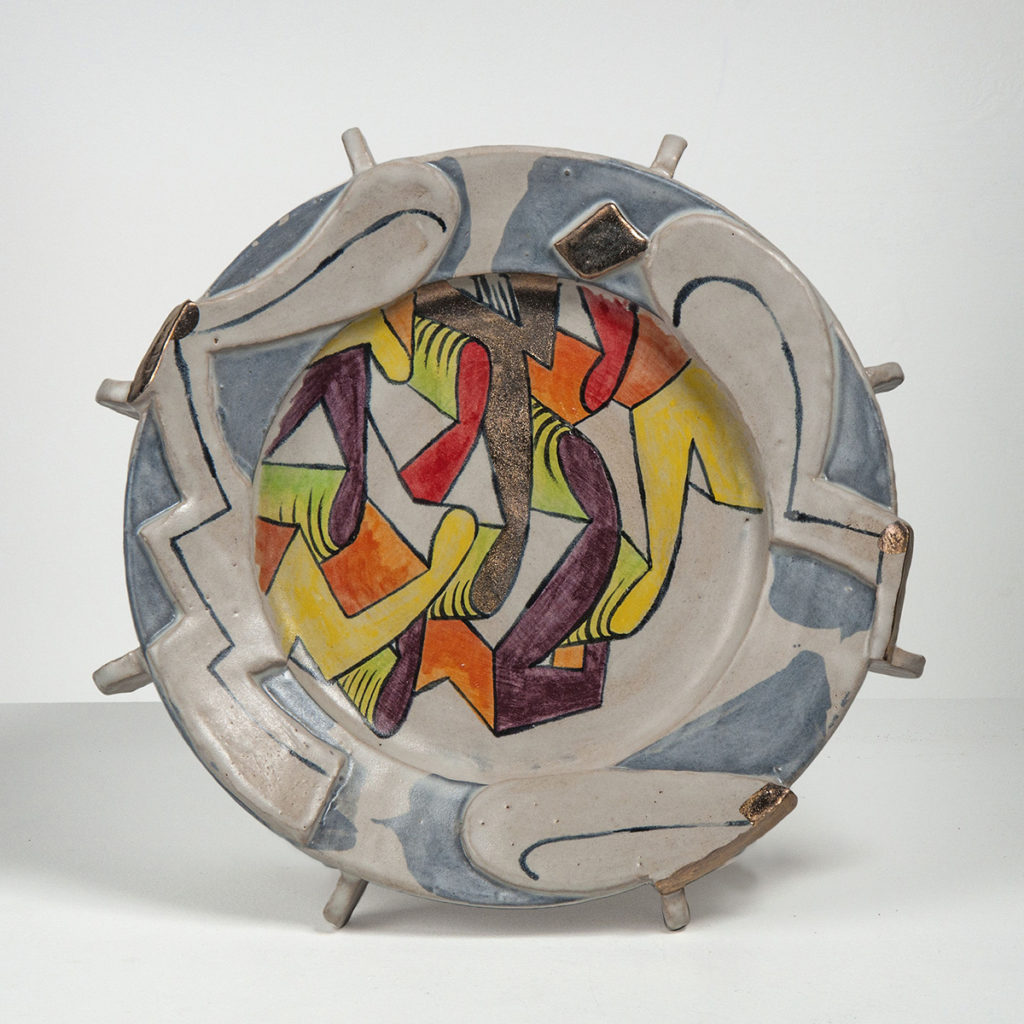 Untitled Platter #4, view 2