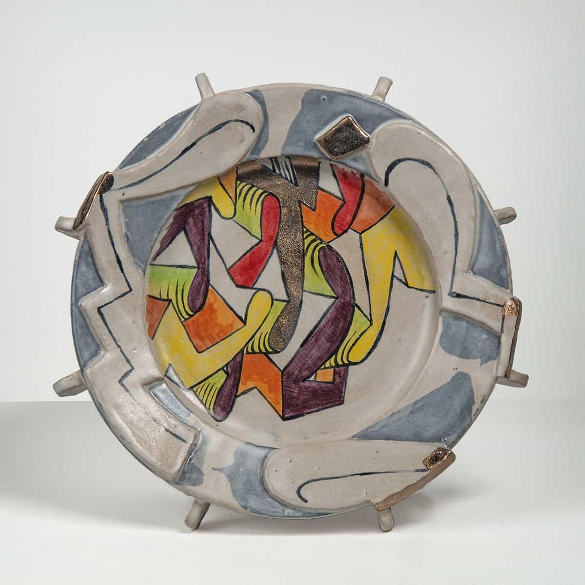 Untitled Platter #4